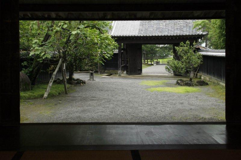 伊豆韮山 江川邸