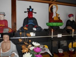 長徳寺(おっぱい寺)
