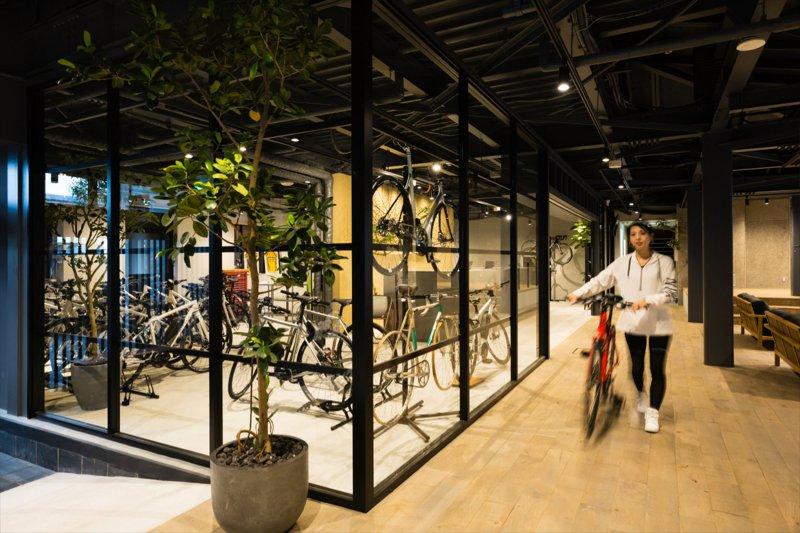 自転車旅を豊かにするホテル。サイクリストフレンドリーな設備