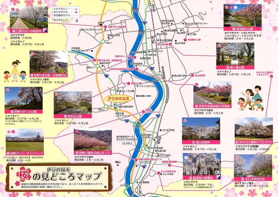 align:none link:0 alt:0 桜の名所巡りをしませんか?l