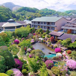 Hotel Sun Valley Izunagaoka main building